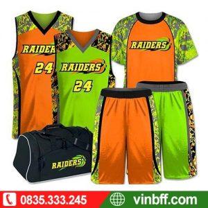 VIN  ☎ 0835333245 CAM KẾT CHẤT LƯỢNG VƯỢT TRỘI khi đặt Bộ quần áo bóng rổ Frejay tại VIN  với chi phí PHÙ HỢP