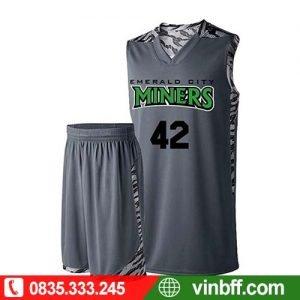 VIN  ☎ 0835333245 CAM KẾT CHẤT LƯỢNG VƯỢT TRỘI khi đặt Bộ quần áo bóng rổ Jesmin tại VIN  với chi phí PHÙ HỢP