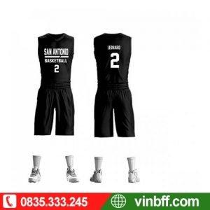 VIN  ☎ 0835333245 CAM KẾT CHẤT LƯỢNG VƯỢT TRỘI khi đặt Bộ quần áo bóng rổ leaiel tại VIN  với chi phí PHÙ HỢP