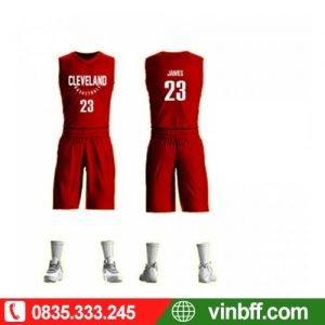 VIN  ☎ 0835333245 CAM KẾT CHẤT LƯỢNG VƯỢT TRỘI khi đặt Bộ quần áo bóng rổ Jesmmy tại VIN  với chi phí PHÙ HỢP
