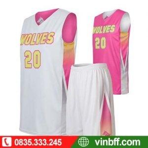 VIN  ☎ 0835333245 CAM KẾT CHẤT LƯỢNG VƯỢT TRỘI khi đặt Bộ quần áo bóng rổ Abbiam tại VIN  với chi phí PHÙ HỢP