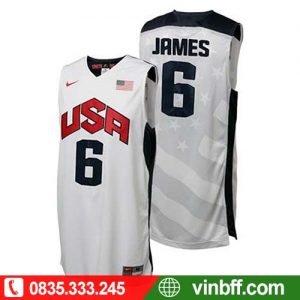 VIN  ☎ 0835333245 CAM KẾT CHẤT LƯỢNG VƯỢT TRỘI khi đặt Bộ quần áo bóng rổ Milbie tại VIN  với chi phí PHÙ HỢP