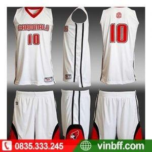 VIN  ☎ 0835333245 CAM KẾT CHẤT LƯỢNG VƯỢT TRỘI khi đặt Bộ quần áo bóng rổ Chadan tại VIN  với chi phí PHÙ HỢP