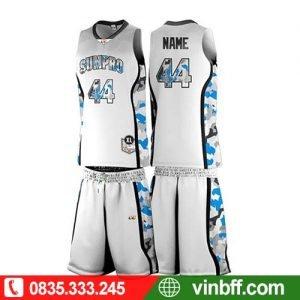 VIN  ☎ 0835333245 CAM KẾT CHẤT LƯỢNG VƯỢT TRỘI khi đặt Bộ quần áo bóng rổ Lilhen tại VIN  với chi phí PHÙ HỢP