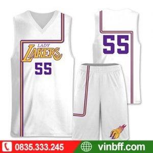 VIN  ☎ 0835333245 CAM KẾT CHẤT LƯỢNG VƯỢT TRỘI khi đặt Bộ quần áo bóng rổ Betcob tại VIN  với chi phí PHÙ HỢP