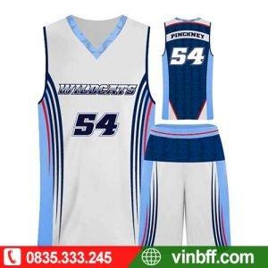 VIN  ☎ 0835333245 CAM KẾT CHẤT LƯỢNG VƯỢT TRỘI khi đặt Bộ quần áo bóng rổ dancob tại VIN  với chi phí PHÙ HỢP