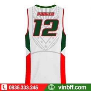 VIN  ☎ 0835333245 CAM KẾT CHẤT LƯỢNG VƯỢT TRỘI khi đặt Bộ quần áo bóng rổ Eleill tại VIN  với chi phí PHÙ HỢP