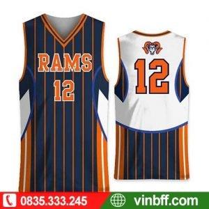 VIN  ☎ 0835333245 CAM KẾT CHẤT LƯỢNG VƯỢT TRỘI khi đặt Bộ quần áo bóng rổ Abbiot tại VIN  với chi phí PHÙ HỢP