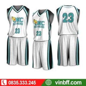 VIN  ☎ 0835333245 CAM KẾT CHẤT LƯỢNG VƯỢT TRỘI khi đặt Bộ quần áo bóng rổ Liliam tại VIN  với chi phí PHÙ HỢP