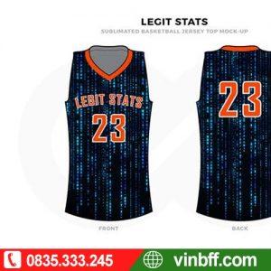 VIN  ☎ 0835333245 CAM KẾT CHẤT LƯỢNG VƯỢT TRỘI khi đặt Bộ quần áo bóng rổ kayver tại VIN  với chi phí PHÙ HỢP