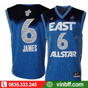 VIN  ☎ 0835333245 CAM KẾT CHẤT LƯỢNG VƯỢT TRỘI khi đặt Bộ quần áo bóng rổ Jeniam tại VIN  với chi phí PHÙ HỢP