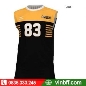 VIN SPORT ☎ 0835333245 CAM KẾT CHẤT LƯỢNG VƯỢT TRỘI khi đặt Mẫu quần áo bóng chuyền Nially tại VIN SPORT với chi phí PHÙ HỢP