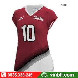 VIN SPORT ☎ 0835333245 CAM KẾT CHẤT LƯỢNG VƯỢT TRỘI khi đặt Mẫu quần áo bóng chuyền GraJoe tại VIN SPORT với chi phí PHÙ HỢP