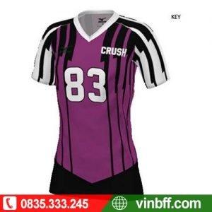 VIN SPORT ☎ 0835333245 CAM KẾT CHẤT LƯỢNG VƯỢT TRỘI khi đặt Mẫu quần áo bóng chuyền Eleard tại VIN SPORT với chi phí PHÙ HỢP