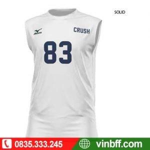 VIN SPORT ☎ 0835333245 CAM KẾT CHẤT LƯỢNG VƯỢT TRỘI khi đặt Mẫu quần áo bóng chuyền Charis tại VIN SPORT với chi phí PHÙ HỢP