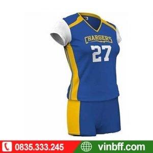 VIN SPORT ☎ 0835333245 CAM KẾT CHẤT LƯỢNG VƯỢT TRỘI khi đặt Mẫu quần áo bóng chuyền Abbill tại VIN SPORT với chi phí PHÙ HỢP
