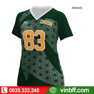 VIN SPORT ☎ 0835333245 CAM KẾT CHẤT LƯỢNG VƯỢT TRỘI khi đặt Mẫu quần áo bóng chuyền Nicnny tại VIN SPORT với chi phí PHÙ HỢP