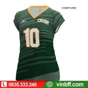 VIN SPORT ☎ 0835333245 CAM KẾT CHẤT LƯỢNG VƯỢT TRỘI khi đặt Mẫu quần áo bóng chuyền Ameron tại VIN SPORT với chi phí PHÙ HỢP