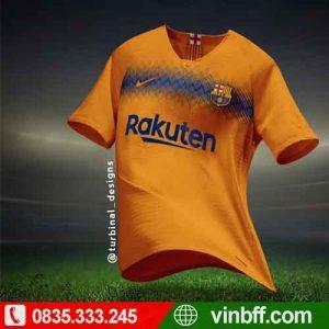 VIN Sport ☎ 0835333245 CAM KẾT CHẤT LƯỢNG VƯỢT TRỘI khi đặt Mẫu quần áo bóng đá may theo yêu cầu Becrry tại VIN Sport với chi phí PHÙ HỢP