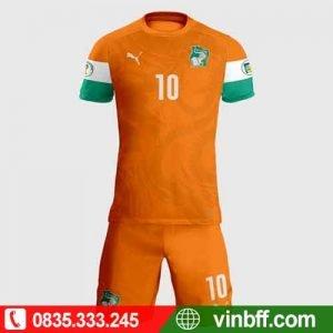 VIN Sport ☎ 0835333245 CAM KẾT CHẤT LƯỢNG VƯỢT TRỘI khi đặt Mẫu quần áo bóng đá may theo yêu cầu AbbSam tại VIN Sport với chi phí PHÙ HỢP