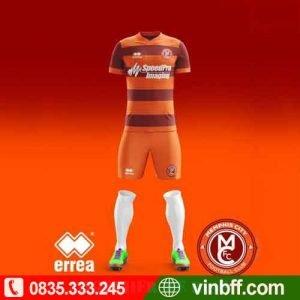 VIN Sport ☎ 0835333245 CAM KẾT CHẤT LƯỢNG VƯỢT TRỘI khi đặt Mẫu quần áo bóng đá may theo yêu cầu Anncar tại VIN Sport với chi phí PHÙ HỢP