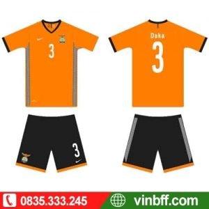 VIN Sport ☎ 0835333245 CAM KẾT CHẤT LƯỢNG VƯỢT TRỘI khi đặt Mẫu quần áo bóng đá may theo yêu cầu Frebie tại VIN Sport với chi phí PHÙ HỢP