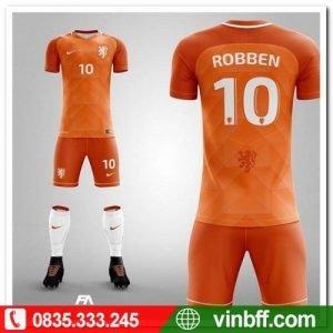 VIN Sport ☎ 0835333245 CAM KẾT CHẤT LƯỢNG VƯỢT TRỘI khi đặt Mẫu quần áo bóng đá may theo yêu cầu Abiott tại VIN Sport với chi phí PHÙ HỢP