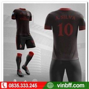 VIN Sport ☎ 0835333245 CAM KẾT CHẤT LƯỢNG VƯỢT TRỘI khi đặt Mẫu quần áo bóng đá may theo yêu cầu Ameark tại VIN Sport với chi phí PHÙ HỢP