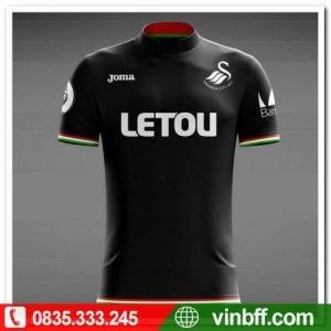 VIN Sport ☎ 0835333245 CAM KẾT CHẤT LƯỢNG VƯỢT TRỘI khi đặt Mẫu quần áo bóng đá may theo yêu cầu Abboss tại VIN Sport với chi phí PHÙ HỢP