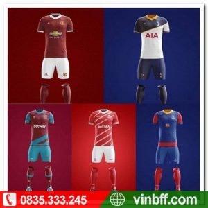 VIN Sport ☎ 0835333245 CAM KẾT CHẤT LƯỢNG VƯỢT TRỘI khi đặt Mẫu quần áo bóng đá may theo yêu cầu Aimnor tại VIN Sport với chi phí PHÙ HỢP