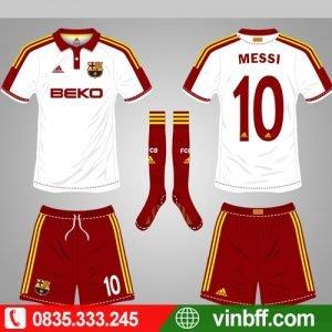 VIN Sport ☎ 0835333245 CAM KẾT CHẤT LƯỢNG VƯỢT TRỘI khi đặt Mẫu quần áo bóng đá may theo yêu cầu Abiher tại VIN Sport với chi phí PHÙ HỢP