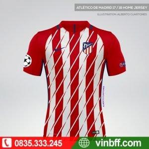 VIN Sport ☎ 0835333245 CAM KẾT CHẤT LƯỢNG VƯỢT TRỘI khi đặt Mẫu quần áo bóng đá may theo yêu cầu Aimard tại VIN Sport với chi phí PHÙ HỢP