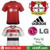 VIN Sport ☎ 0835333245 CAM KẾT CHẤT LƯỢNG VƯỢT TRỘI khi đặt Mẫu quần áo bóng đá may theo yêu cầu Libdam tại VIN Sport với chi phí PHÙ HỢP