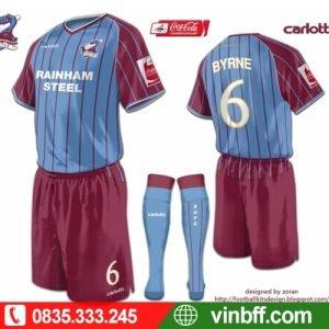 VIN Sport ☎ 0835333245 CAM KẾT CHẤT LƯỢNG VƯỢT TRỘI khi đặt Mẫu quần áo bóng đá may theo yêu cầu Abbris tại VIN Sport với chi phí PHÙ HỢP