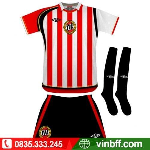 VIN Sport ☎ 0835333245 CAM KẾT CHẤT LƯỢNG VƯỢT TRỘI khi đặt Mẫu quần áo bóng đá may theo yêu cầu HanBen tại VIN Sport với chi phí PHÙ HỢP