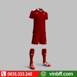 VIN Sport ☎ 0835333245 CAM KẾT CHẤT LƯỢNG VƯỢT TRỘI khi đặt Mẫu quần áo bóng đá may theo yêu cầu Amelay tại VIN Sport với chi phí PHÙ HỢP
