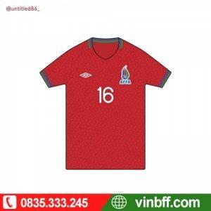 VIN Sport ☎ 0835333245 CAM KẾT CHẤT LƯỢNG VƯỢT TRỘI khi đặt Mẫu quần áo bóng đá may theo yêu cầu AmbBen tại VIN Sport với chi phí PHÙ HỢP