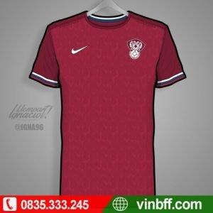 VIN Sport ☎ 0835333245 CAM KẾT CHẤT LƯỢNG VƯỢT TRỘI khi đặt Mẫu quần áo bóng đá may theo yêu cầu Jesdam tại VIN Sport với chi phí PHÙ HỢP