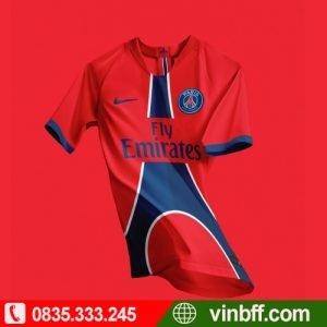 VIN Sport ☎ 0835333245 CAM KẾT CHẤT LƯỢNG VƯỢT TRỘI khi đặt Mẫu quần áo bóng đá may theo yêu cầu JenSam tại VIN Sport với chi phí PHÙ HỢP