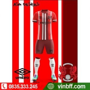 VIN Sport ☎ 0835333245 CAM KẾT CHẤT LƯỢNG VƯỢT TRỘI khi đặt Mẫu quần áo bóng đá may theo yêu cầu Abimes tại VIN Sport với chi phí PHÙ HỢP
