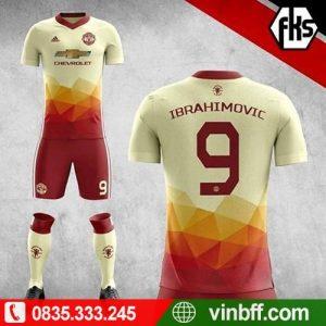 VIN Sport ☎ 0835333245 CAM KẾT CHẤT LƯỢNG VƯỢT TRỘI khi đặt Mẫu quần áo bóng đá may theo yêu cầu Erivey tại VIN Sport với chi phí PHÙ HỢP