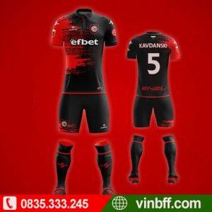 VIN Sport ☎ 0835333245 CAM KẾT CHẤT LƯỢNG VƯỢT TRỘI khi đặt Mẫu quần áo bóng đá may theo yêu cầu Amerry tại VIN Sport với chi phí PHÙ HỢP