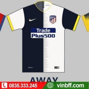 VIN Sport ☎ 0835333245 CAM KẾT CHẤT LƯỢNG VƯỢT TRỘI khi đặt Mẫu quần áo bóng đá may theo yêu cầu Amyike tại VIN Sport với chi phí PHÙ HỢP