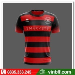VIN Sport ☎ 0835333245 CAM KẾT CHẤT LƯỢNG VƯỢT TRỘI khi đặt Mẫu quần áo bóng đá may theo yêu cầu Abizak tại VIN Sport với chi phí PHÙ HỢP
