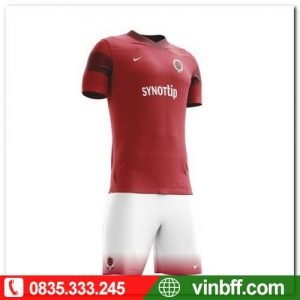 VIN Sport ☎ 0835333245 CAM KẾT CHẤT LƯỢNG VƯỢT TRỘI khi đặt Mẫu quần áo bóng đá may theo yêu cầu aleael tại VIN Sport với chi phí PHÙ HỢP