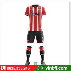 VIN Sport ☎ 0835333245 CAM KẾT CHẤT LƯỢNG VƯỢT TRỘI khi đặt Mẫu quần áo bóng đá may theo yêu cầu aleaac tại VIN Sport với chi phí PHÙ HỢP