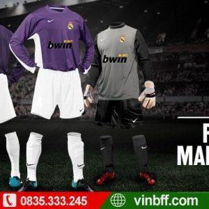 VIN Sport ☎ 0835333245 CAM KẾT CHẤT LƯỢNG VƯỢT TRỘI khi đặt Mẫu quần áo bóng đá may theo yêu cầu Lauece tại VIN Sport với chi phí PHÙ HỢP