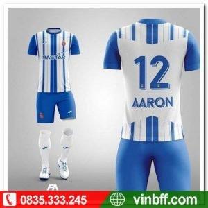 VIN Sport ☎ 0835333245 CAM KẾT CHẤT LƯỢNG VƯỢT TRỘI khi đặt Mẫu quần áo bóng đá may theo yêu cầu Ambvey tại VIN Sport với chi phí PHÙ HỢP