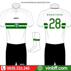 VIN Sport ☎ 0835333245 CAM KẾT CHẤT LƯỢNG VƯỢT TRỘI khi đặt Mẫu quần áo bóng đá may theo yêu cầu Abbnor tại VIN Sport với chi phí PHÙ HỢP