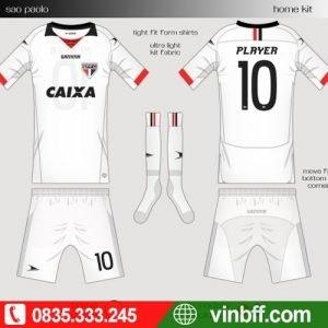 VIN Sport ☎ 0835333245 CAM KẾT CHẤT LƯỢNG VƯỢT TRỘI khi đặt Mẫu quần áo bóng đá may theo yêu cầu caiohn tại VIN Sport với chi phí PHÙ HỢP